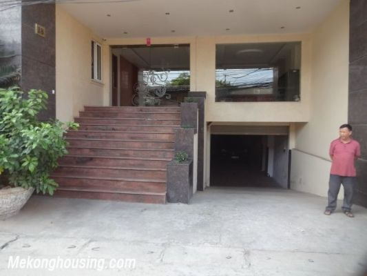 Bight serviced apartment with 2 bedrooms for rent in Lac Long Quan street, Tay Ho district, Hanoi 17