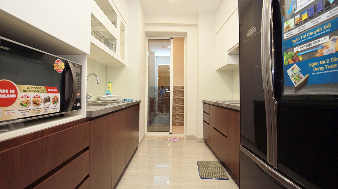 Brand new 3 bedroom apartment with Golf course view for rent in L3 Ciputra The Link 10