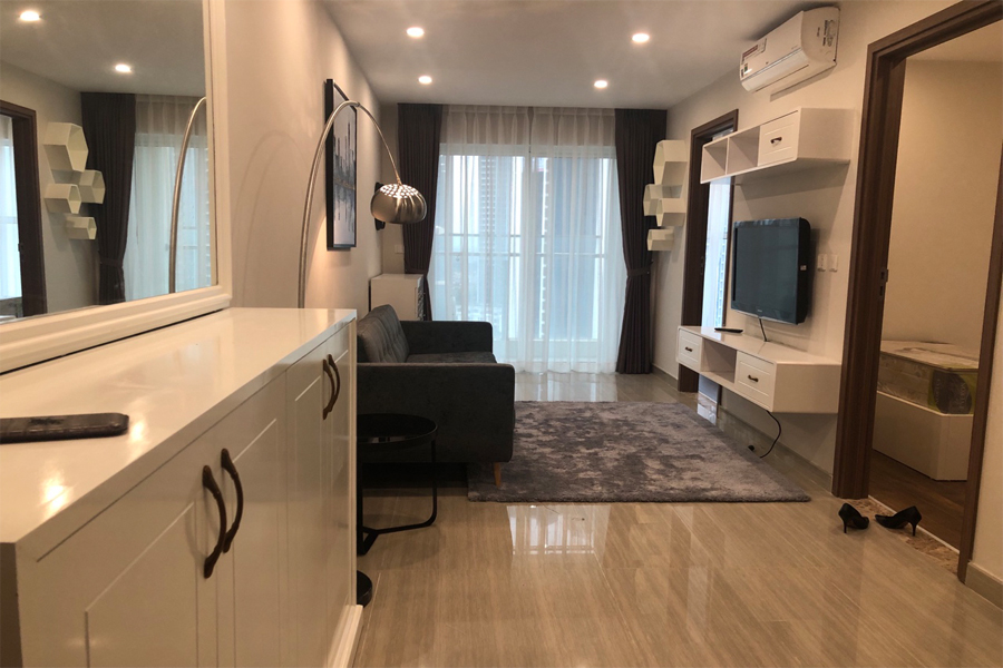 Brand new apartment with 2 bedrooms for rent in L3 The Link Ciputra Hanoi