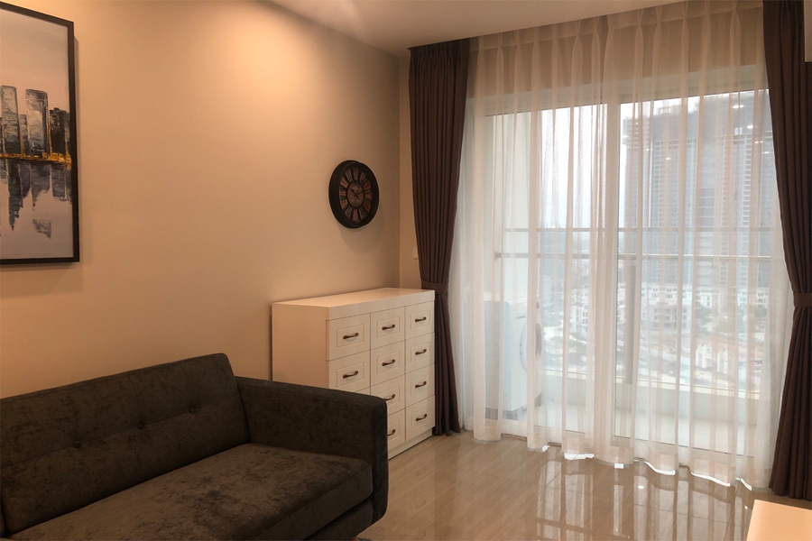 Brand new apartment with 2 bedrooms for rent in L3 The Link Ciputra Hanoi 2
