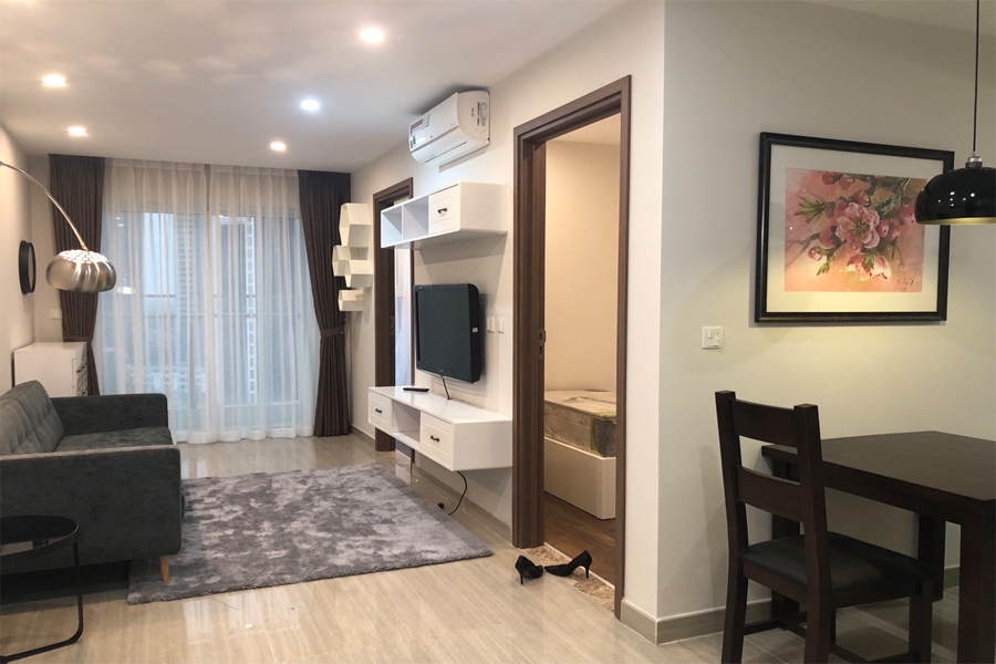 Brand new apartment with 2 bedrooms for rent in L3 The Link Ciputra Hanoi 7