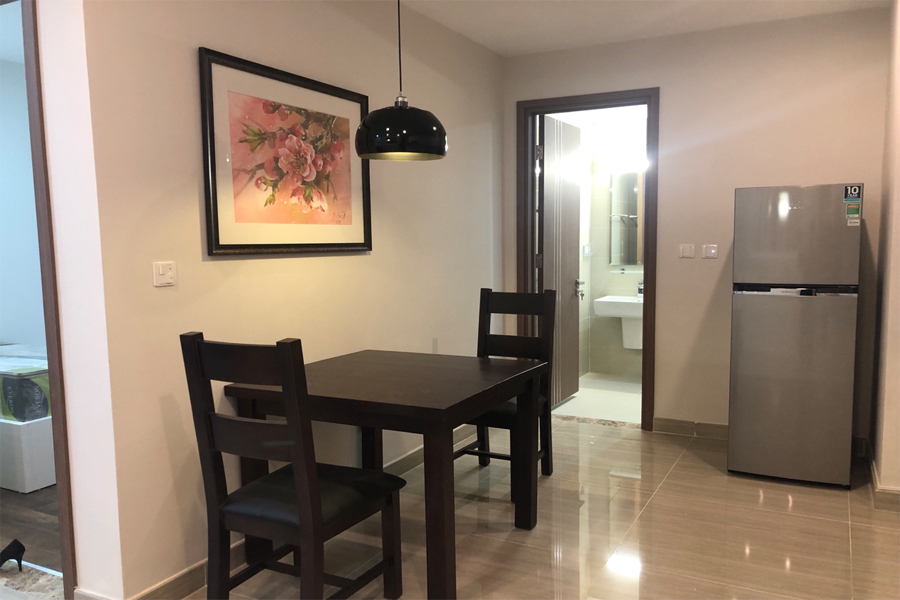 Brand new apartment with 2 bedrooms for rent in L3 The Link Ciputra Hanoi 8