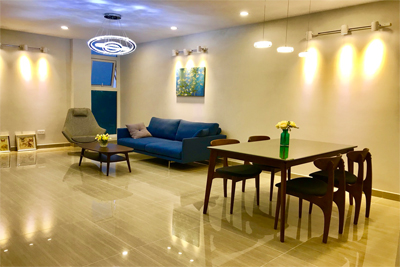 Brand new apartment with 3 bedrooms for rent at good price in L4 The Link Ciputra Hanoi
