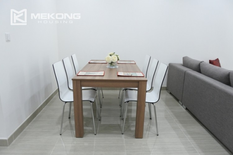 Brand new apartment with 3 bedrooms for rent in L3 tower, Ciputra Hanoi 1