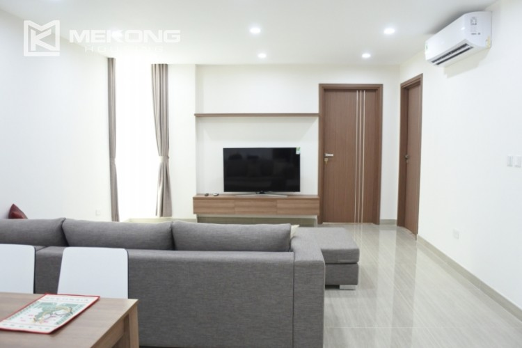 Brand new apartment with 3 bedrooms for rent in L3 tower, Ciputra Hanoi 2
