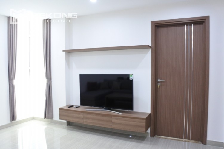 Brand new apartment with 3 bedrooms for rent in L3 tower, Ciputra Hanoi 8