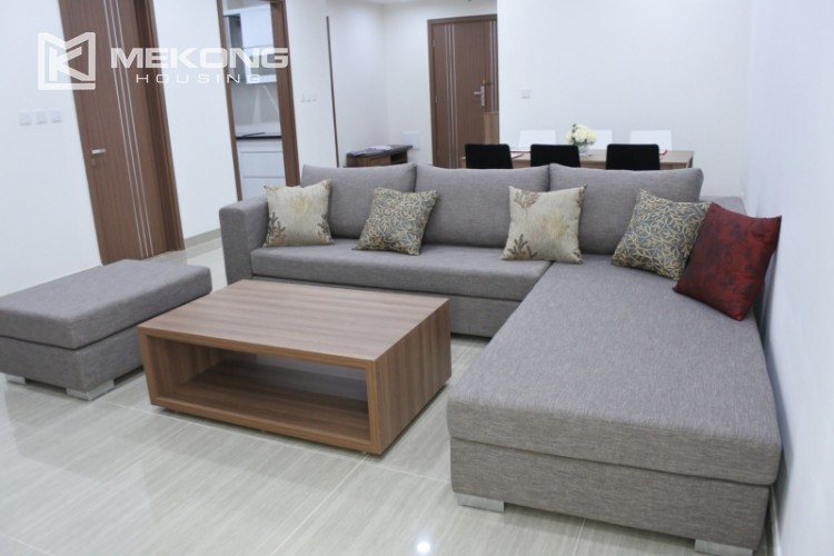 Brand new apartment with 3 bedrooms for rent in L3 tower, Ciputra Hanoi 11
