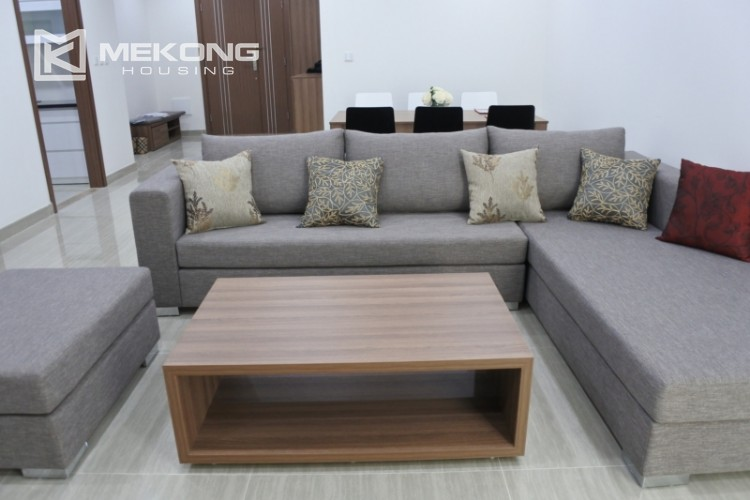 Brand new apartment with 3 bedrooms for rent in L3 tower, Ciputra Hanoi 12