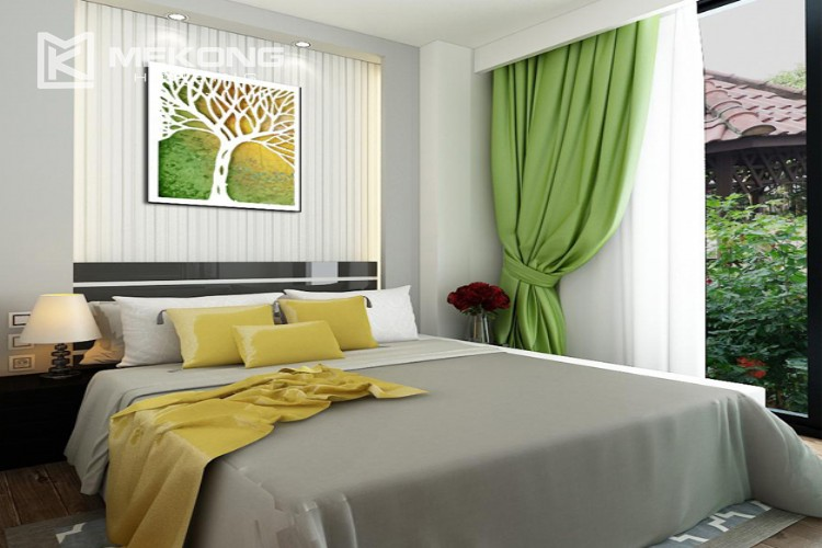 Brand new apartment with funiture in L3 Ciputra 1