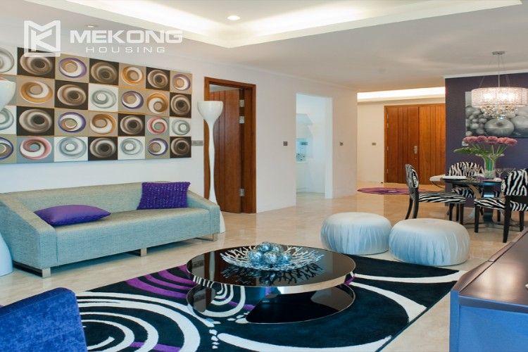 Brand new apartment with funiture in L3 Ciputra 2