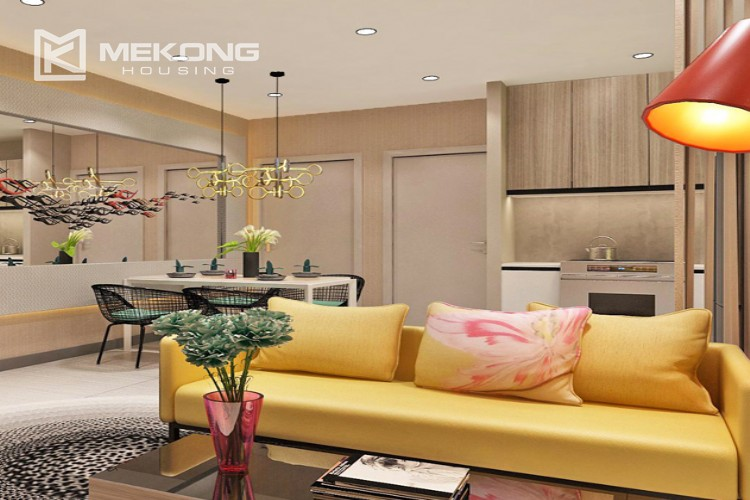 Brand new apartment with funiture in L3 Ciputra 4
