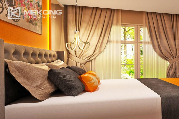 Brand new apartment with funiture in L3 Ciputra 6