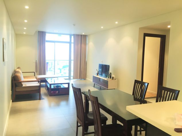 Brand new furnished apartment for rent in Watermark Ho Tay