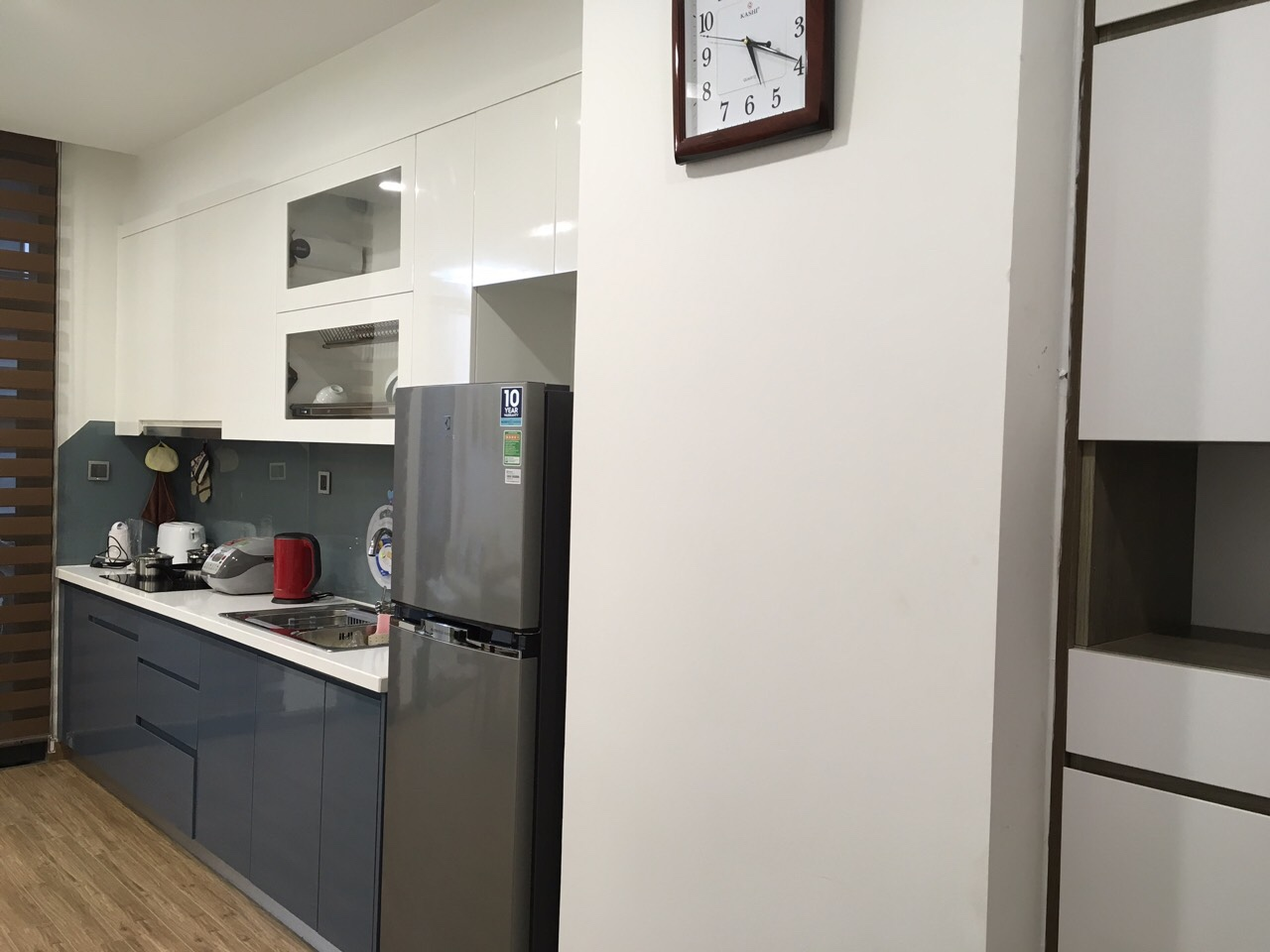 Brand new one bedroom apartment for rent in Vinhomes Metropolis Lieu Giai 7