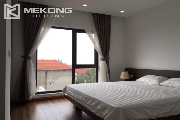 Brand new serviced apartment with 2 bedrooms for rent in To Ngoc Van 6