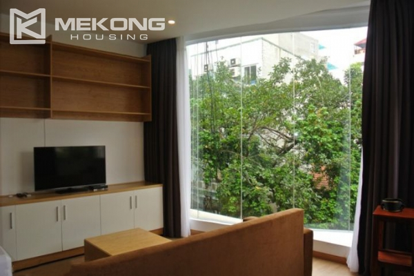 Bright and comfortable apartment for rent in Trieu Viet Vuong street 1