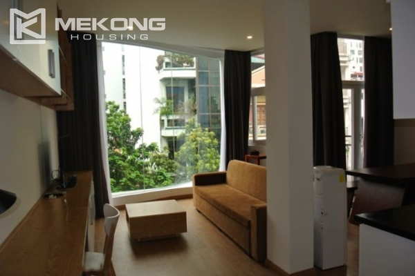 Bright and comfortable apartment for rent in Trieu Viet Vuong street 4