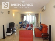 Bright and nice apartment for rent in P1 Ciputra with 3 bedrooms