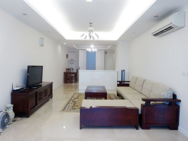 Bright And Nice Apartment with 03 Bedrooms in P tower, Ciputra Hanoi