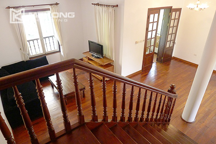 Bright and nice house in To Ngoc Van street for rent 8