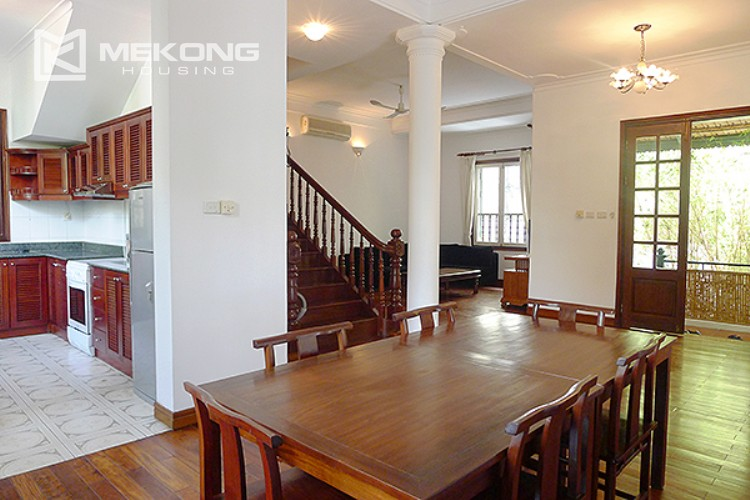 Bright and nice house in To Ngoc Van street for rent 10