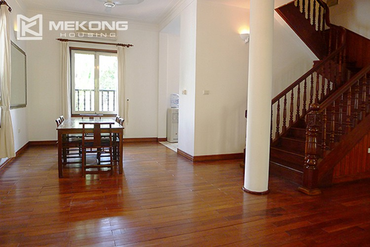 Bright and nice house in To Ngoc Van street for rent 11