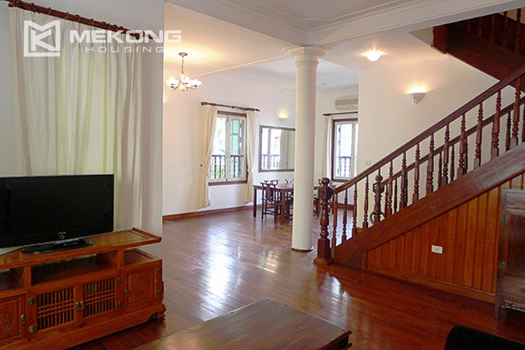 Bright and nice house in To Ngoc Van street for rent 9