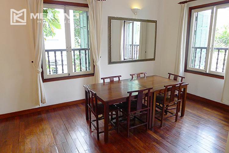 Bright and nice house in To Ngoc Van street for rent 12