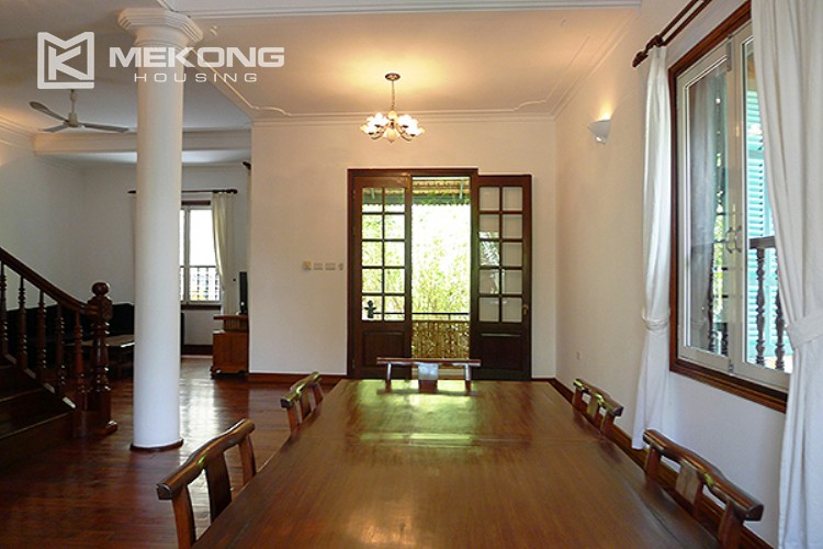 Bright and nice house in To Ngoc Van street for rent 13