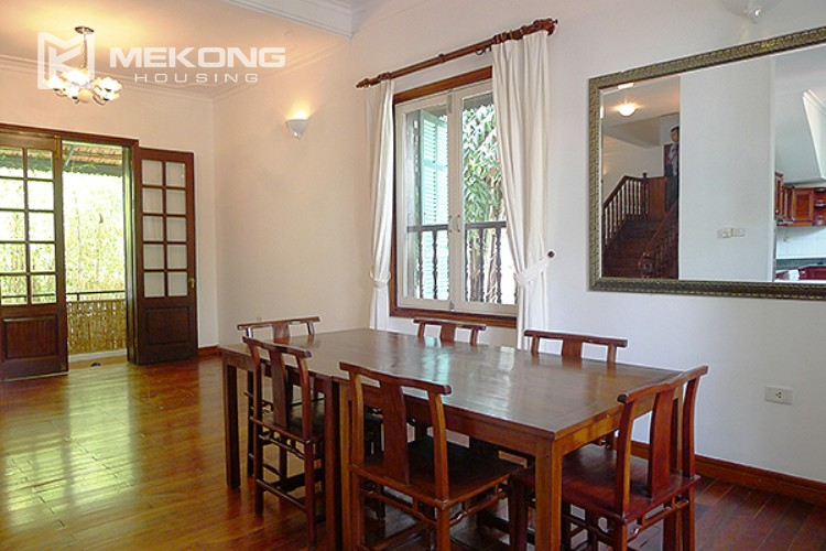 Bright and nice house in To Ngoc Van street for rent 14