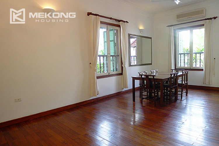 Bright and nice house in To Ngoc Van street for rent 15