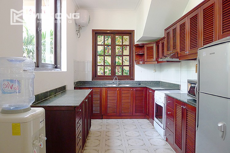 Bright and nice house in To Ngoc Van street for rent 16