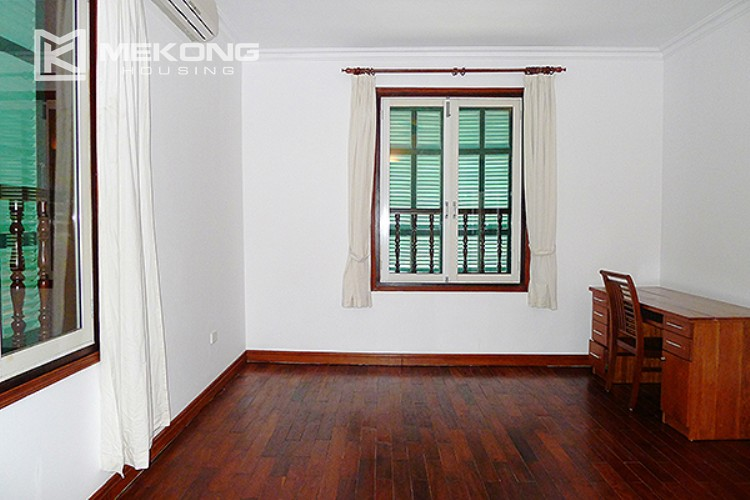 Bright and nice house in To Ngoc Van street for rent 25