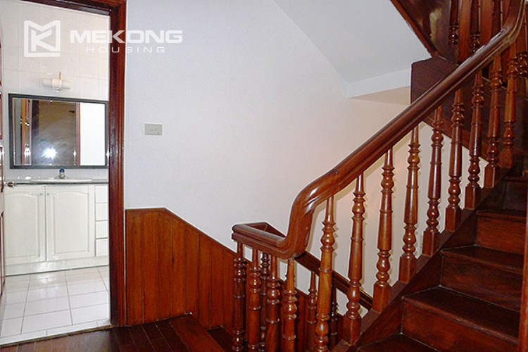 Bright and nice house in To Ngoc Van street for rent 26