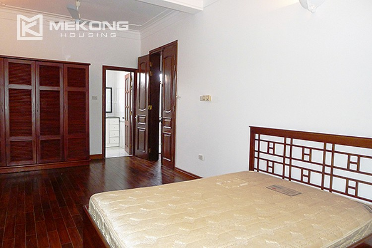 Bright and nice house in To Ngoc Van street for rent 30