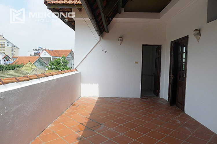 Bright and nice house in To Ngoc Van street for rent 34