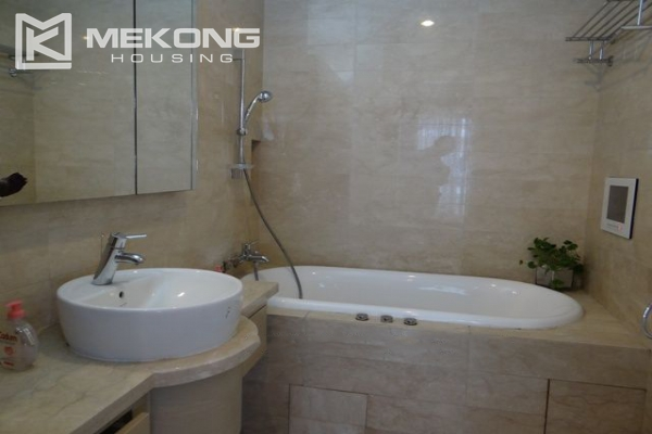 Bright apartment with 2 bedrooms and modern furniture in Golden Westlake Hanoi 7