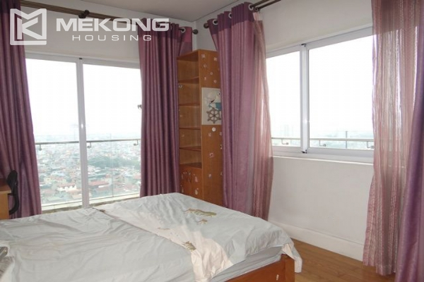 Bright apartment with 2 bedrooms and modern furniture in Golden Westlake Hanoi 8