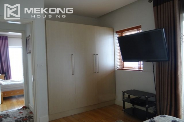 Bright apartment with 2 bedrooms and modern furniture in Golden Westlake Hanoi 6