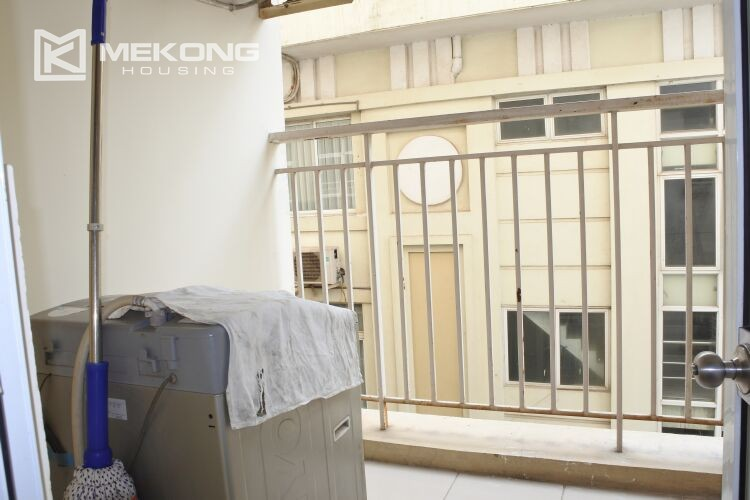 Bright apartment with 2 bedrooms for rent at 713 building, Lac Long Quan street, Tay Ho 8