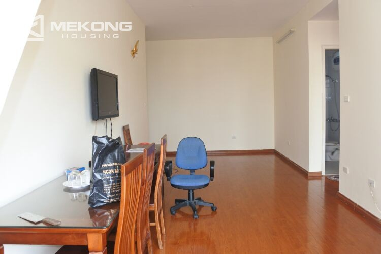 Bright apartment with 2 bedrooms for rent at 713 building, Lac Long Quan street, Tay Ho 18