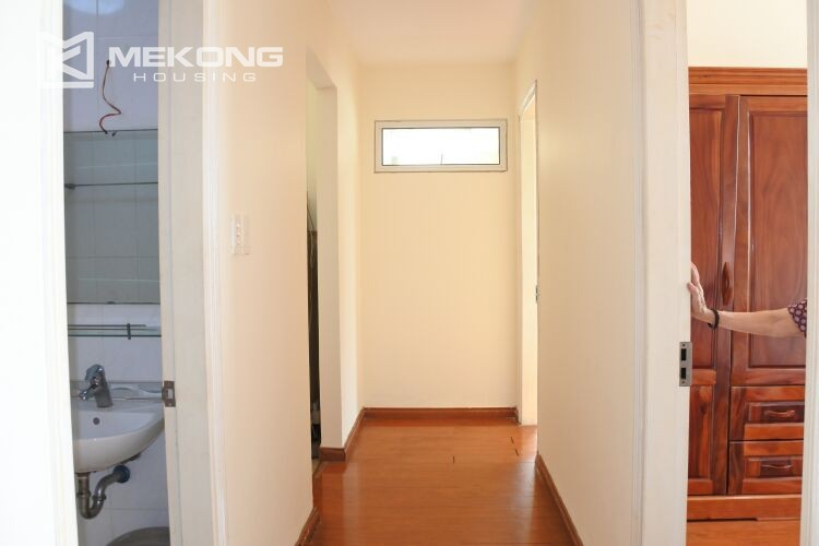 Bright apartment with 2 bedrooms for rent at 713 building, Lac Long Quan street, Tay Ho 19