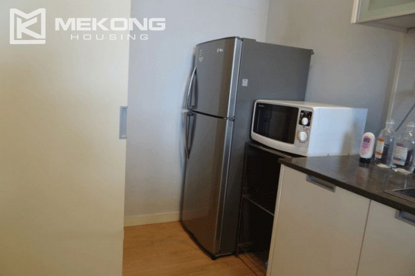 Bright apartment with 2 bedrooms for rent in Keangnam Landmark Hanoi 5