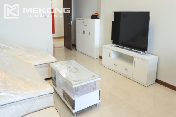 Bright apartment with 2 bedrooms for rent in Trang An Complex 3