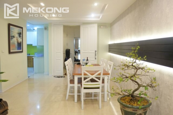 Bright apartment with 3 bedrooms for rent in P2 tower Ciputra Hanoi 3