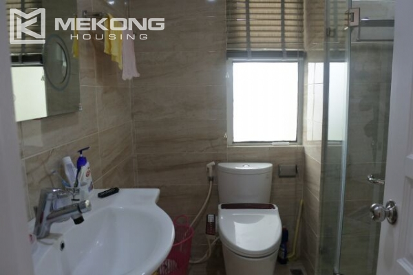 Bright apartment with 3 bedrooms for rent in P2 tower Ciputra Hanoi 10