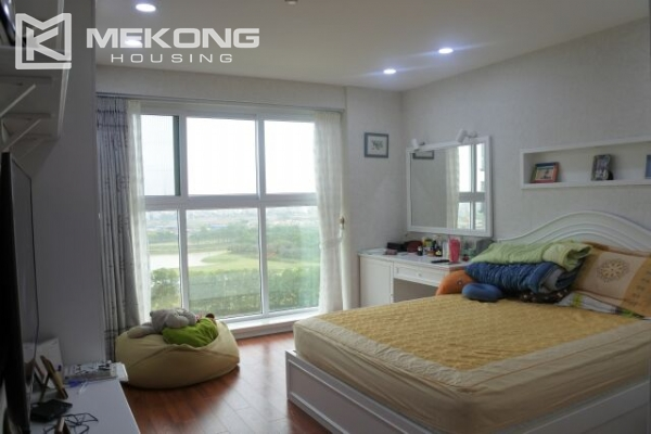 Bright apartment with 3 bedrooms for rent in P2 tower Ciputra Hanoi 8