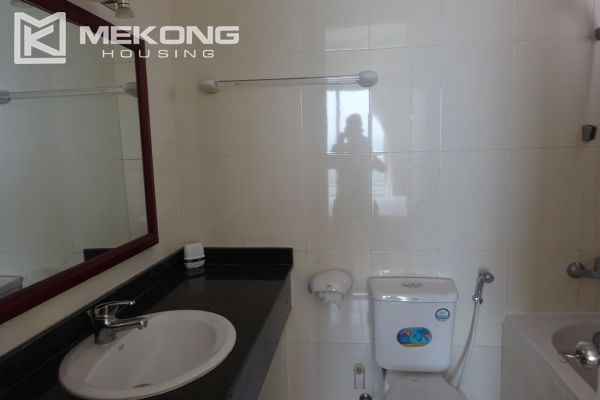 Bright apartment with 4 bedrooms on high floor in E4 tower Ciputra Hanoi 10