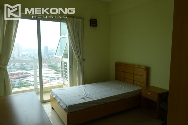 Bright apartment with 4 bedrooms on high floor in E4 tower Ciputra Hanoi 11