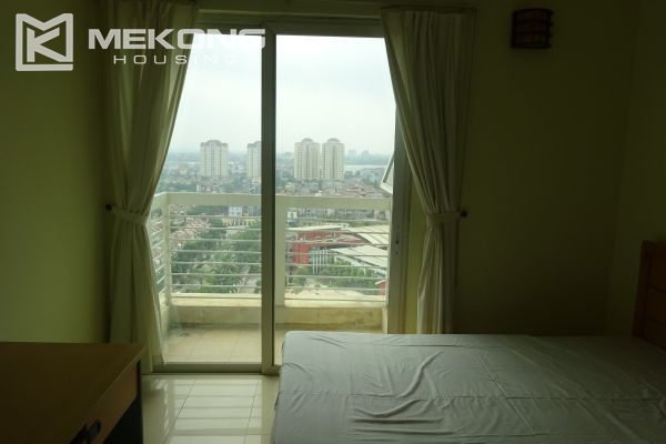 Bright apartment with 4 bedrooms on high floor in E4 tower Ciputra Hanoi 12